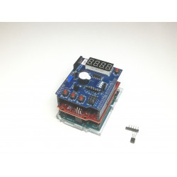 Arduino Uno (Rev 3) + EasyCAT + Multifunction Shield + sensore di temperatura