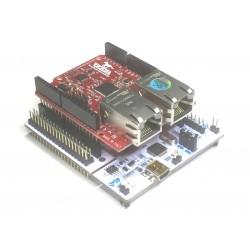 STM32 Nucleo-F303RE + EasyCAT spi_on_13_12_11